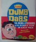 Dumb Dabs [Box]